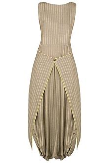 A Khadi Lungi Dress