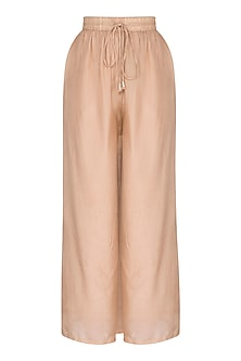 Chesnut Wide Leg Pants by Ollari