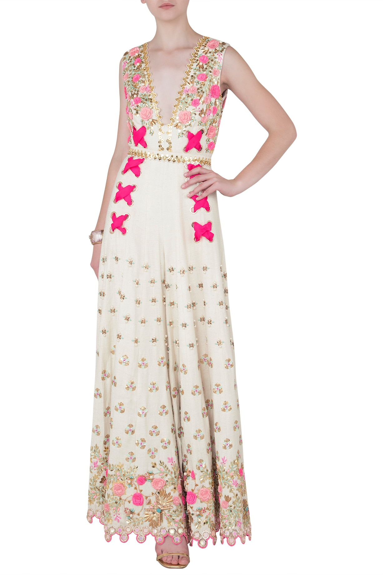 Papa Don't Preach by Shubhika Jumpsuits