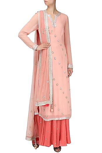 Priyanka Jain Label Sharara Sets