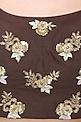 Pleats by Kaksha & Dimple designer Sarees