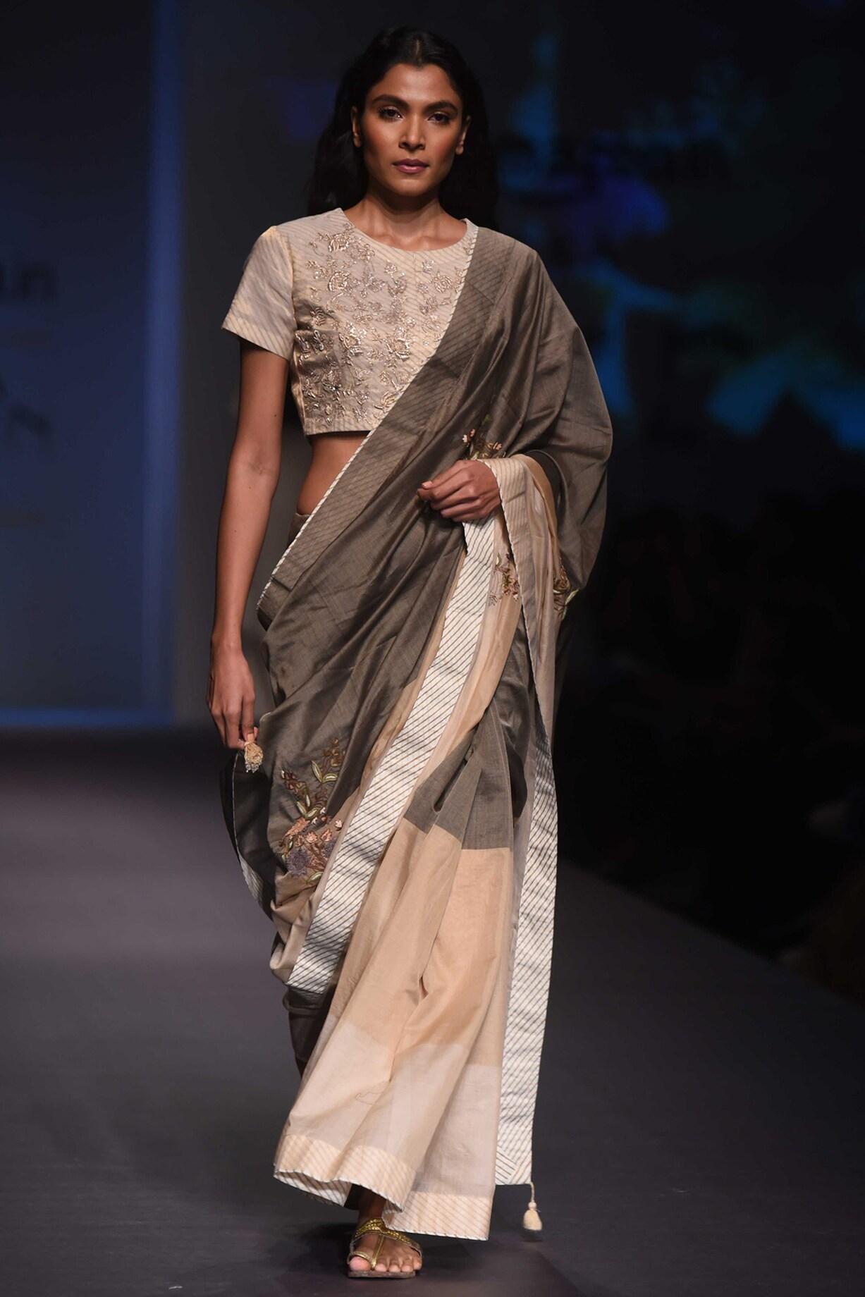 Prama by Pratima Pandey Sarees
