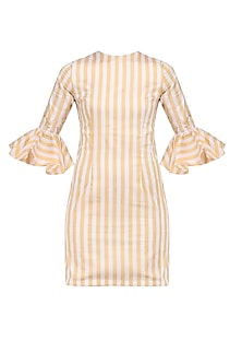 Dandelion Stripe Dress