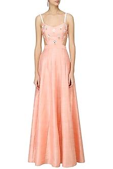 Blush Mirror Gown