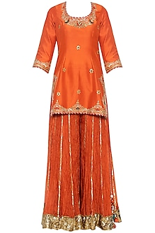 Rust sharara set