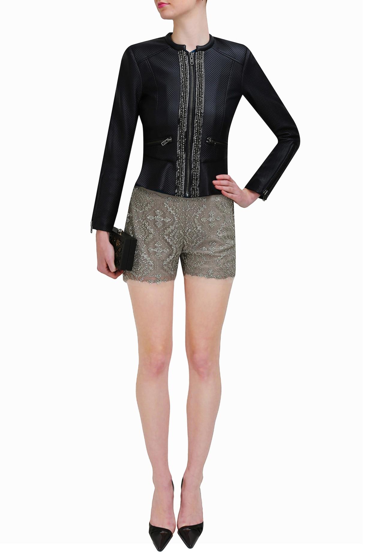 Platinoir Shorts