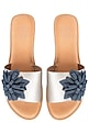 PURRPLE CLOUDS designer Sandals