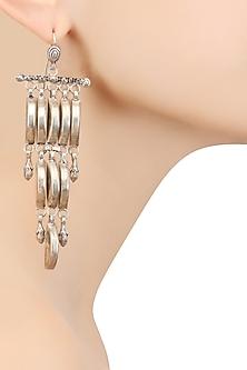 Silver Danglers Earrings