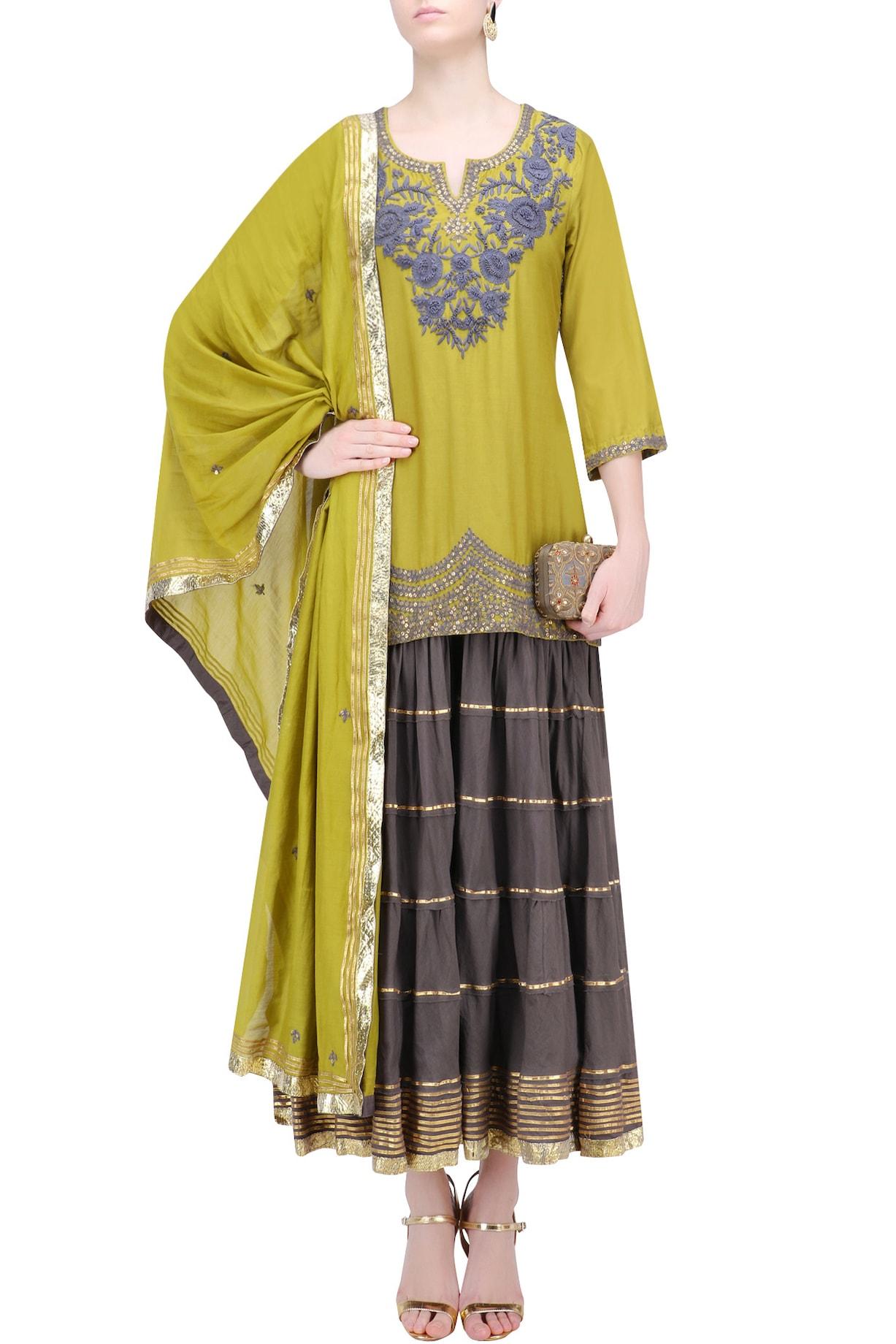 RAJH By Bani & Sheena Sharara Sets