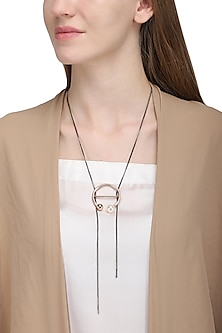 Rose Gold Flex Necklace