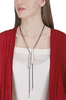 Gold Guitar Flex Necklace