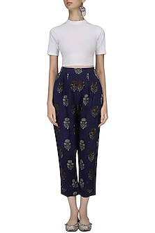 Indigo Cosmos Pants by Raiman
