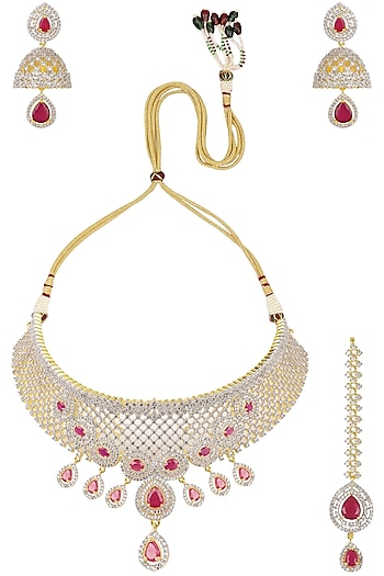 Rose Jewellery Collection Array
