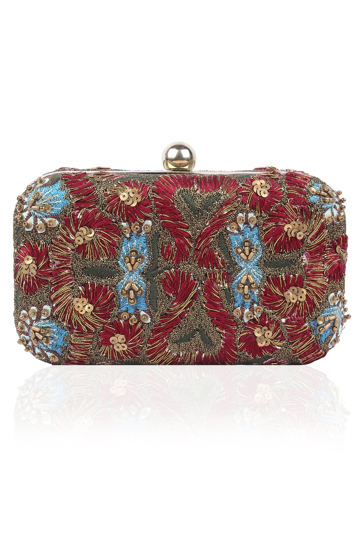 Samant Chauhan Accessories Clutch