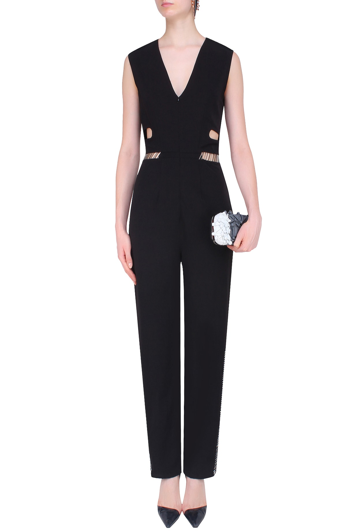 431-88 By Shweta Kapur Jump Suits
