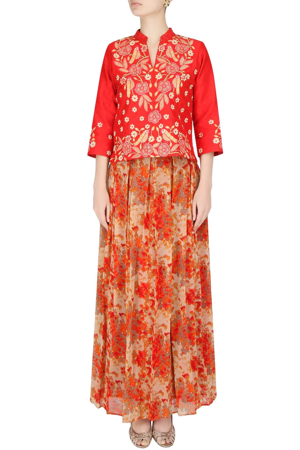 Surabhi Arya Skirts