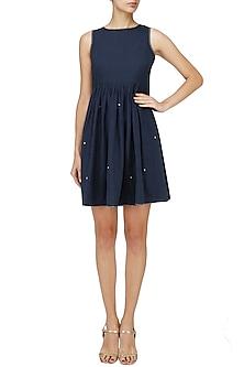 Blue Tass Dress
