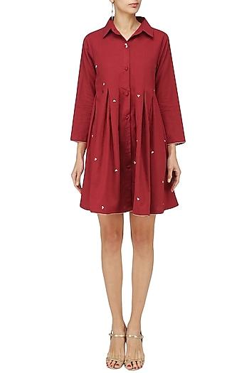 Red Eri Dress