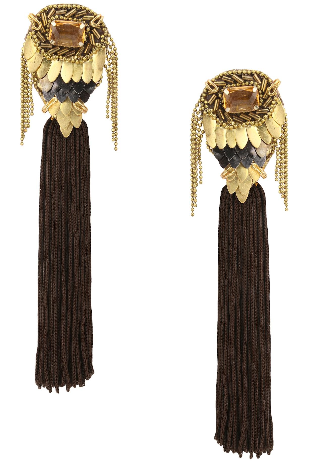 TI Couture By Tania M Kathuria Earrings