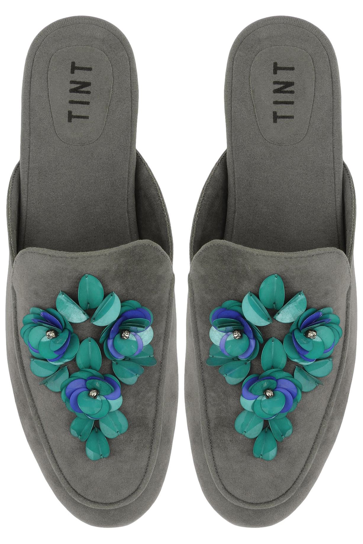 TEAL BY VRINDA GUPTA Sandals