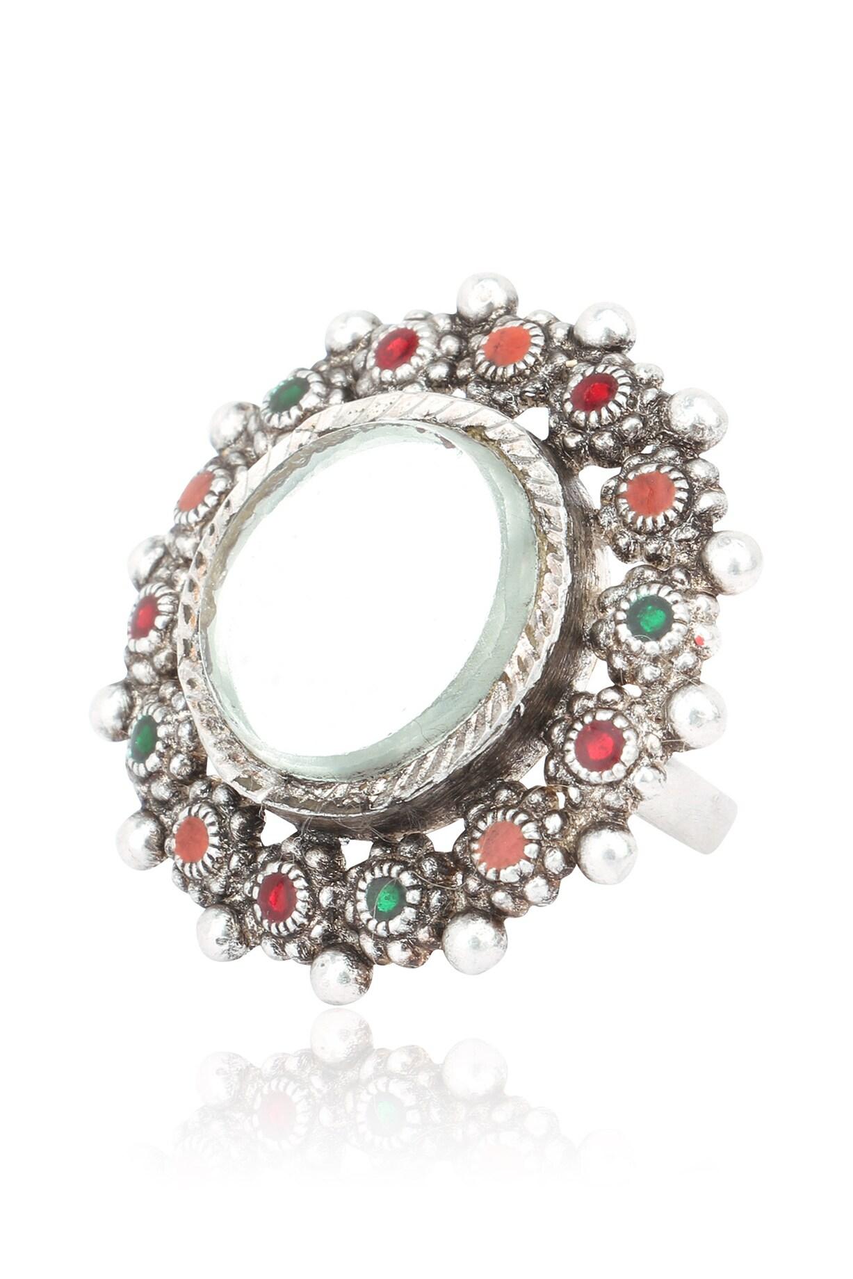 Tanvi Garg Rings