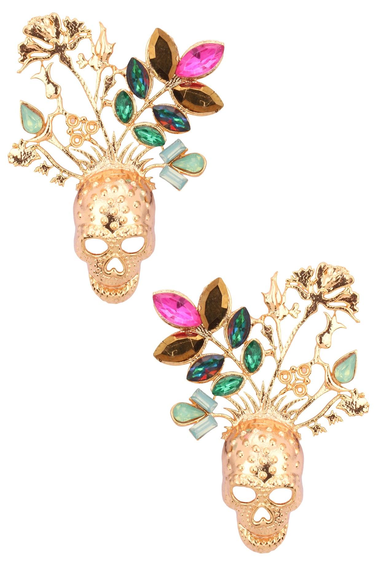 Valliyan by Nitya Arora Earrings