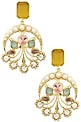 Valliyan by Nitya Arora designer Earrings
