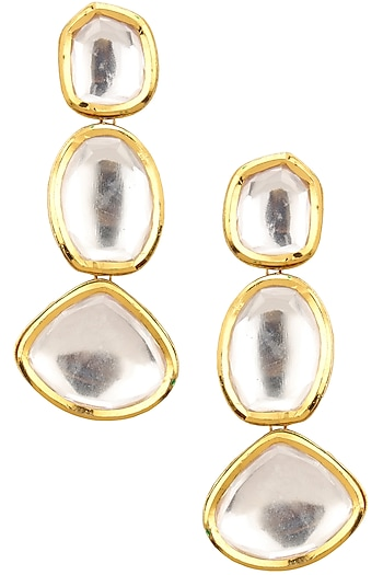 Zevar by Geeta Earrings