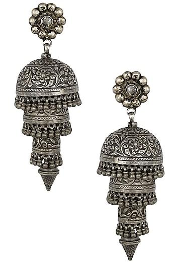 Zevar by Geeta Earrings