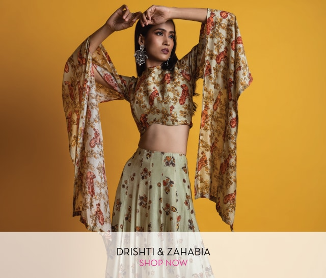 DRISHTI & ZAHABIA