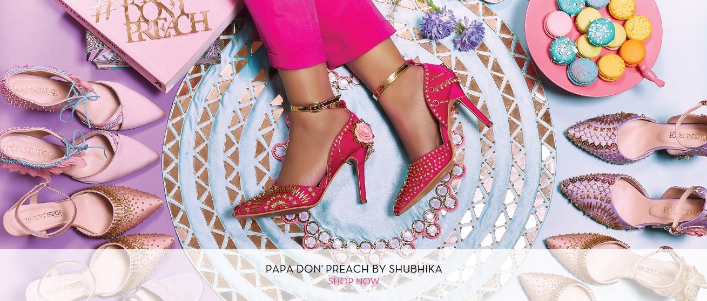 PAPA DON'T PREACH BY SHUBHIKA