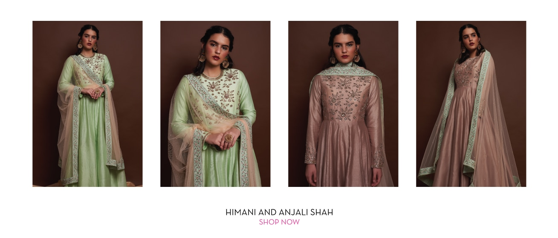 HIMANI AND ANJALI SHAH