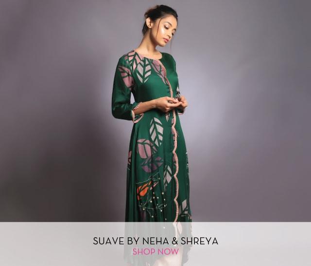SUAVE BY NEHA & SHREYA