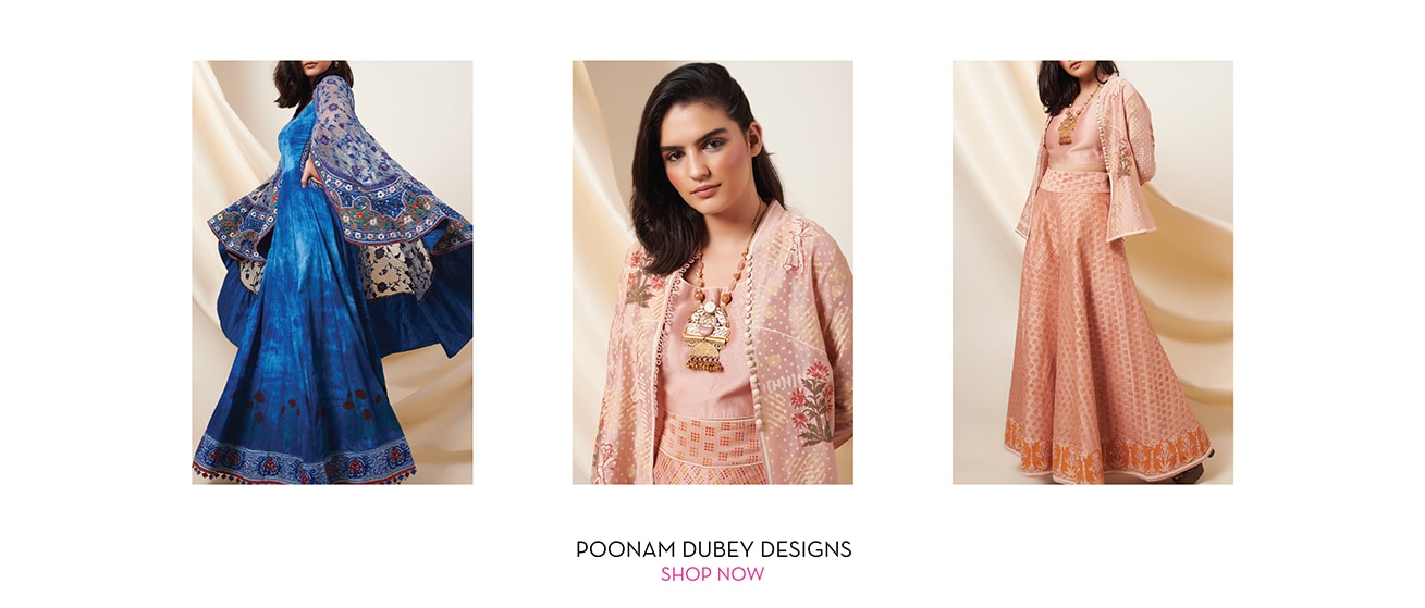 POONAM DUBEY DESIGNS