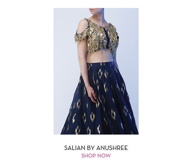 SALIAN BY ANUSHREE