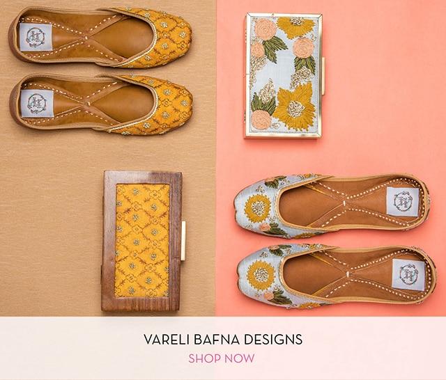 VARELI BAFNA DESIGNS