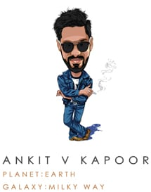 About Ankit V Kapoor