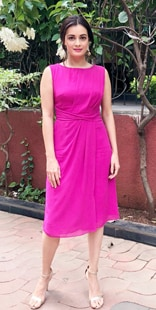 DIA MIRZA in RITIKA BHARWANI
