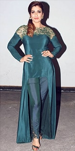 RAVEENA TANDON in OHAILA KHAN