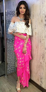 SHILPA SHETTY in MASABA
