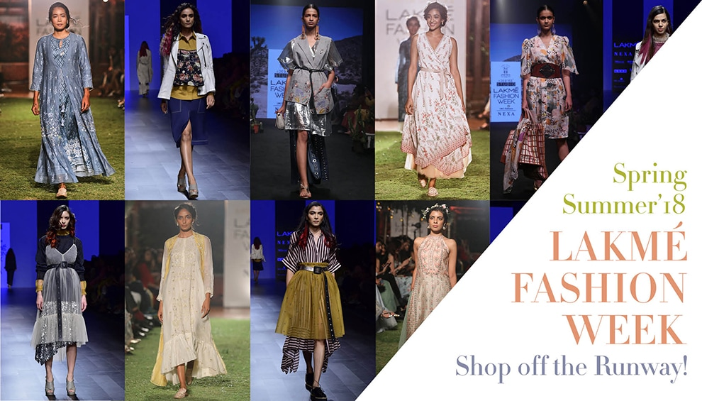 Lakme Fashion Week Spring Summer 18