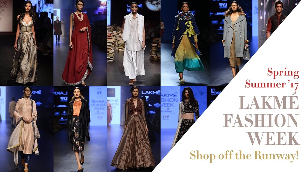 Lakme India Fashion Week Spring Summer 2017
