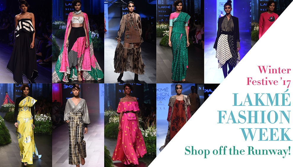 Lakme Fashion Week Winter Festive 2017