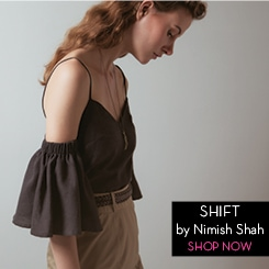 SHIFT BY NIMISH SHAH