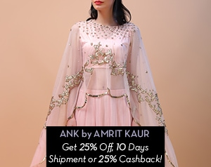ANK BY AMRIT KAUR